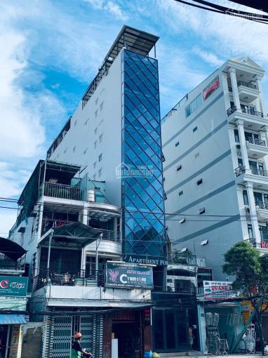Bán CHDV mặt tiền Huỳnh Tấn Phát, Quận 7, DT 4 x 32m, hầm + 8 tầng, giá 25,5 tỷ TL ảnh 0
