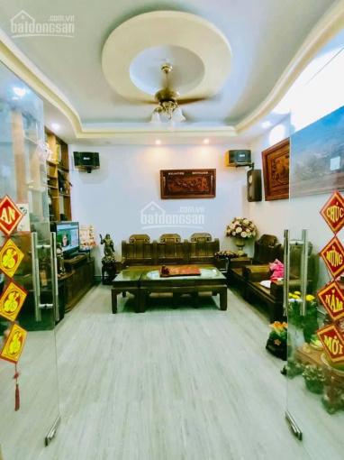 Bán nhà 2,5 tầng ngõ Trần Khánh Dư, Hoà Vượng, 43m2, giá 1,1 tỷ, LH: 0985826887 ảnh 0