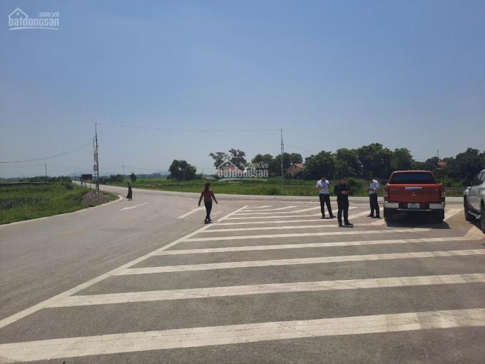 Bán lô đất nền đầu ve mặt đường Định Tăng - Yên Định, chỉ 7 triệu/m2 ảnh 0