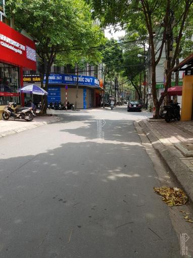 Cho thuê nhà LK phố Đỗ Quang, KĐT Trung Hòa Nhân Chính 45m2 * 6T giá 27 tr/th ảnh 0