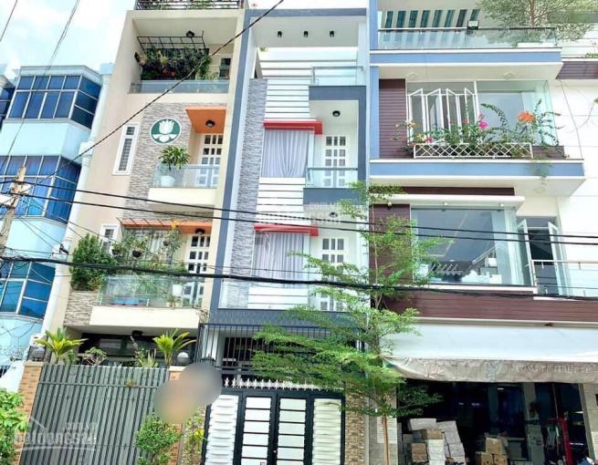 Bán nhà MT đường Lê Lư, P. Phú Thọ Hoà, DT: 4x18m, 1 trệt 2 lầu ST, Giá 8.8 Tỷ TL ảnh 0
