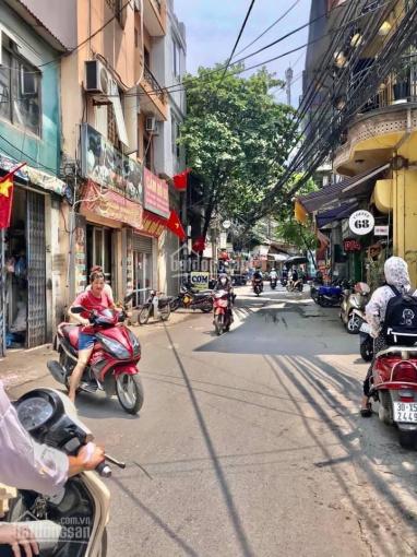 Bán đất mặt phố Triều Khúc kinh doanh oto tránh 30m2 hơn 3tỷ ảnh 0