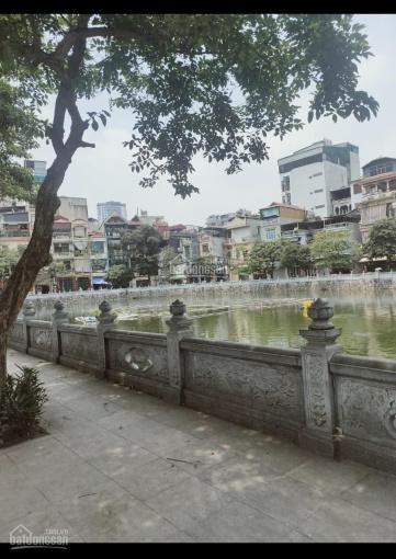Cực hiếm hơn 3 tỷ có nhà kinh doanh, gần hồ mặt phố Khương Thượng: 5 tầng, mặt tiền 4.3m ảnh 0