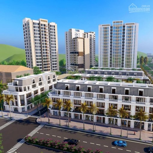 Chung cư nhà ở xã hội dự án Lạng Sơn Green Park ảnh 0