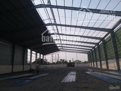 Cho thuê kho, mặt tiền kinh doanh 1100m2 đường Kênh Tân Hóa Q11 cạnh Đầm Sen ảnh 0