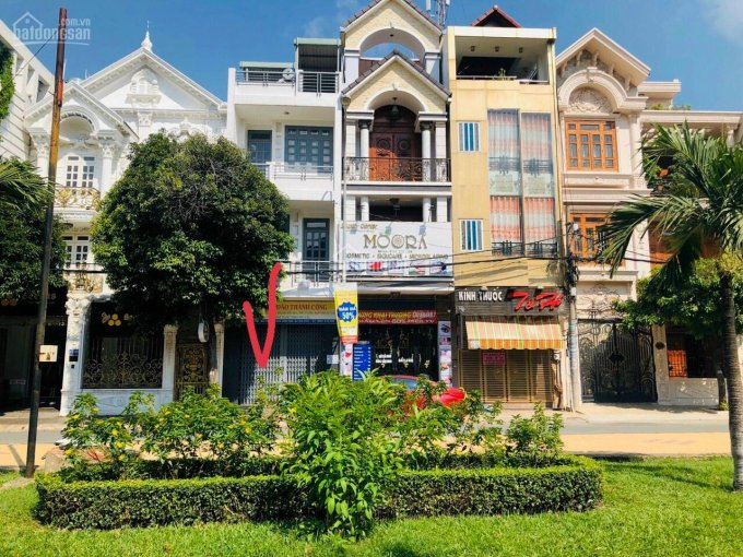Bán nhà mặt tiền kinh doanh đường Nguyễn Thế Truyện, 4mx17m, nhà đúc 1 trệt, 2 lầu, sân thượng ảnh 0
