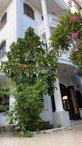 Bán gấp biệt thự Trần Khánh Dư + Trần Nhật Duật, P. Tân Định, Quận 1, DT: 6.5x18m, 3 lầu, giá 36 tỷ ảnh 0