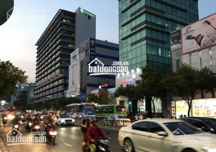 Cho thuê tòa nhà 7 tầng MT Xuân Hồng - Nguyễn Thái Bình (8x18.6m) giá cực tốt ảnh 0