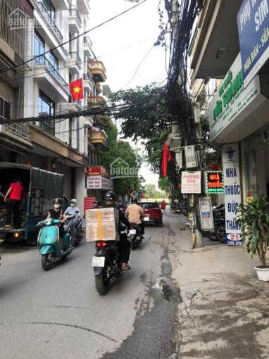 Bán CCMN Trần Điền ô tô - kinh doanh thang máy 120m2, 30 PN, giá 22 tỷ ảnh 0