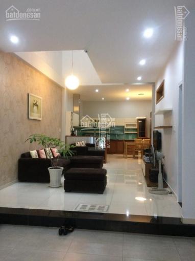 Cho thuê nhà nguyên căn Phan Văn Trị đối diện siêu thị Emart 5x16m, 2 lầu ô tô vào tận nhà 20tr/th ảnh 0
