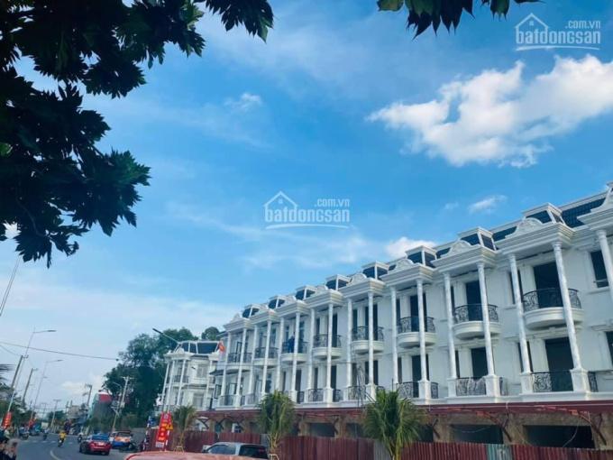 Bán nhà mới mặt tiền Nguyễn Thị Khắp, nhà 1 trệt 2 lầu kinh doanh buôn bán ngay 0985815695 Ms Loan ảnh 0
