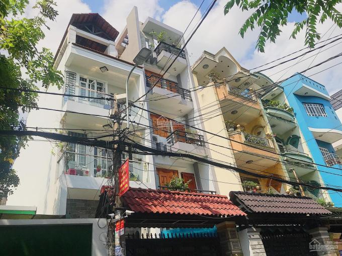 Bán nhà 3 lầu hẻm vip 8m đường Lê Văn Thọ, P. 9, Gò Vấp, DT 4x20 giá 8,5 tỷ ảnh 0