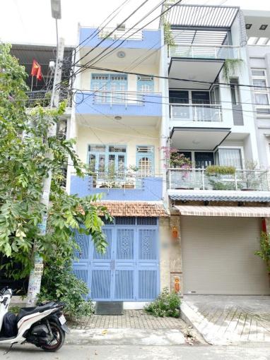 Nhà 3 lầu (60m2) mặt tiền nội bộ Cao Lỗ gần Phạm Hùng P4 Q8 ảnh 0