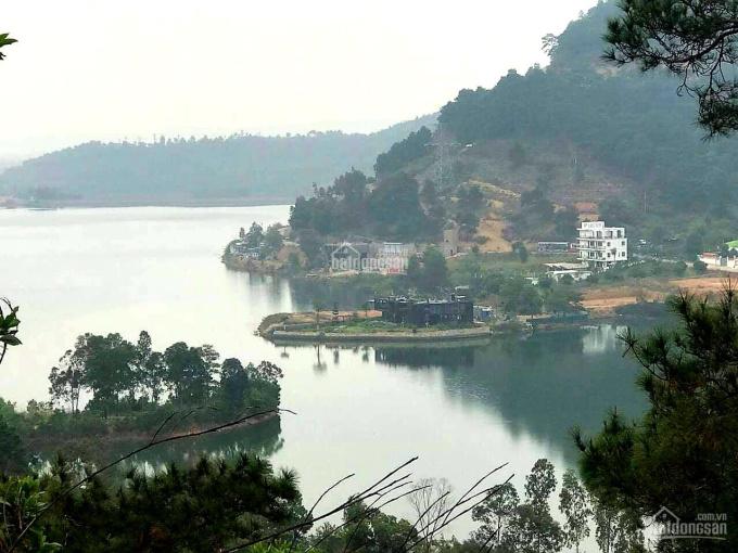 Bán đất sổ đỏ khu CN sạch Minh Trí, đất thổ cư khu du lịch Hồ Đồng Đò làm homestay ảnh 0