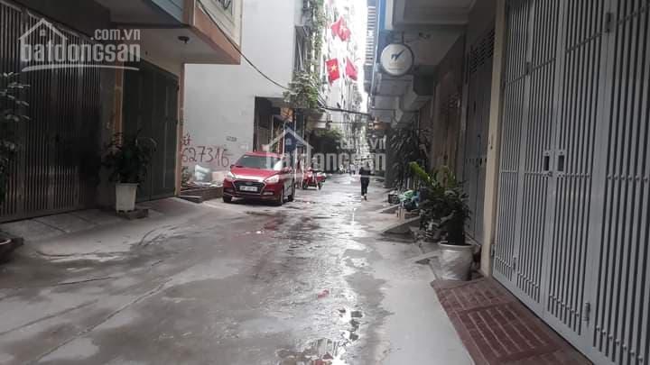 Bán nhà phân lô ô tô tránh - vỉa hè phố Nguyễn Khả Trạc - Cầu Giấy 69m2 x 6T, MT 4.5m, giá 10.8 tỷ ảnh 0
