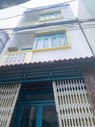 Chính chủ bán nhà nhánh 2 Dương Bá Trạc 4,3x10m, nhà mới 1 trệt 2 lầu, sổ hồng hoàn công đầy đủ ảnh 0