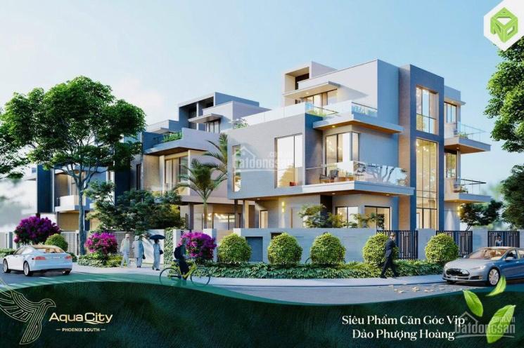 Chính thức booking đợt đầu nhà phố 6x22.5m, Đảo Phượng Hoàng, TT 2.9 tỷ ảnh 0