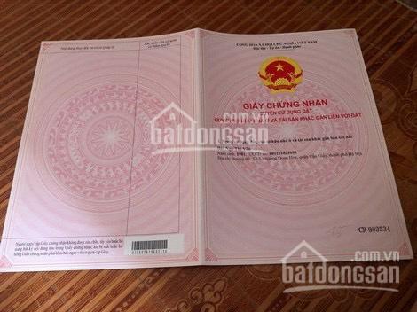 Chính chủ cần bán lại mảnh đất biệt thự đã có sổ đỏ tại dự án Phú Lộc 2 - Lạng Sơn ĐT 0984928858 ảnh 0