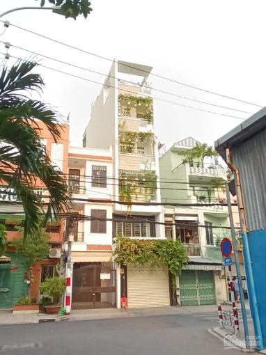 Bán gấp tài sản MTNB đường CMT8, Tân Bình, DT 4,5x20m, 4 tầng. Giá 16.5 tỷ ảnh 0