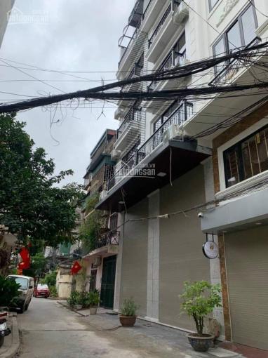 Bán nhà mặt ngõ Xã Đàn thông Phạm Ngọc Thạch, ô tô, kinh doanh, thang máy 37m2, 6 tầng giá 6,5 tỷ ảnh 0