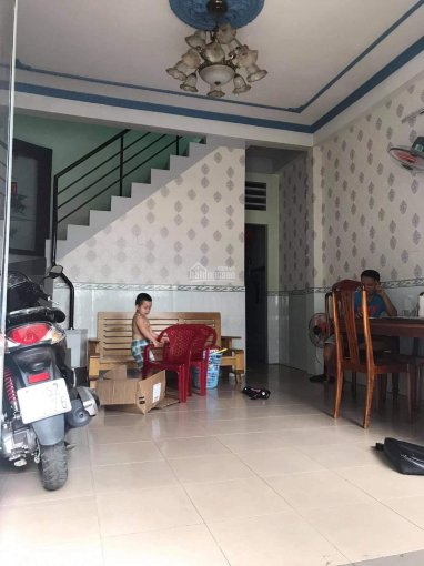 Nhà mới ở ngay Tân Kỳ Tân Qúy, Tân Phú, 52m2 nở hậu 4.9m chỉ 4.65 tỷ. (TL) ảnh 0