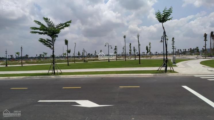 Bán đất nền đối diện Công viên Cát Tường Western Pearl 2 đường Võ Văn Kiệt, P5, Vị Thanh, Hậu Giang ảnh 0