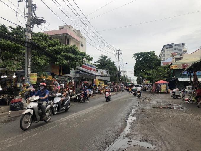Bán MTKD đường Tăng Nhơn Phú diện tích 5*20m=100m2 thổ cư, đối diện Cao Đẳng Công Thương, 11.2 tỷ ảnh 0
