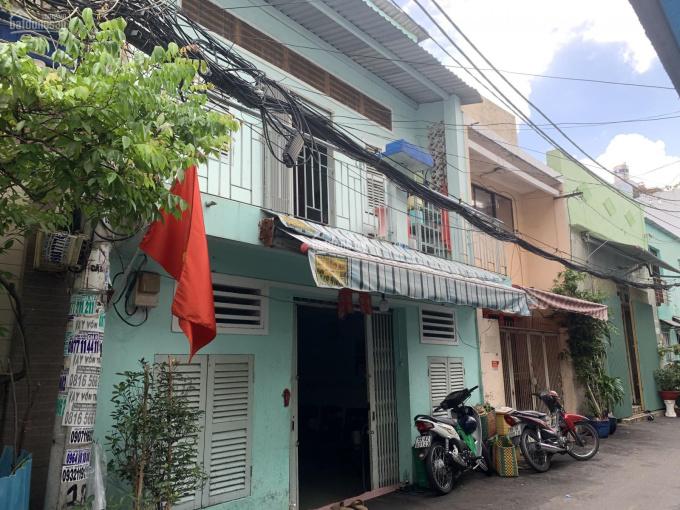 Nhà hẻm xe hơi Tân Hóa (6x10m), khuôn đất đẹp, tiện sửa chữa xây mới ảnh 0