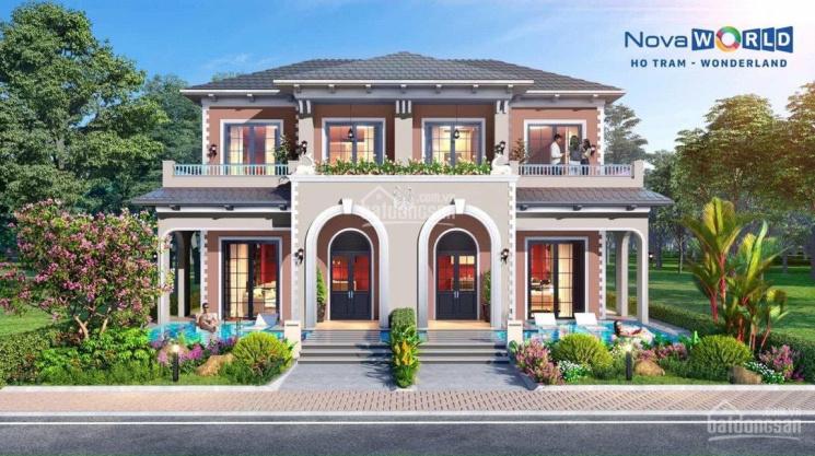 Mở bán căn đẹp biệt thự tứ song lập Wonderland Hồ Tràm - ưu đãi đến 6 tỷ - Hỗ trợ Bank 0909113111 ảnh 0