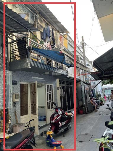 Bán nhà hẻm C7 Phạm Hùng Quận 8, diện tích: 3.3x8m trệt gác, giá 1.95 tỷ. LH 0906605652 Mr Phú ảnh 0