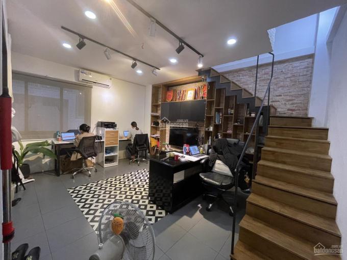 Bán nhà góc 2MT hẻm Vĩnh Viễn - thiết kế sẵn vào ở ngay hoặc cho thuê làm văn phòng có dòng tiền ảnh 0