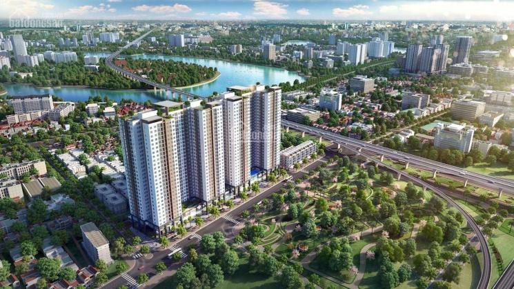 Mở bán kiốt Green Park Hoàng Mai vị trí đắc địa nhất tầng 1, ngay sảnh chính giá 2.954 tỷ ảnh 0