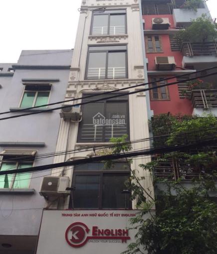 Cho thuê nhà: Đường Chiến Thắng, Văn Quán 40m2 (5 tầng) 4PN, 3 điều hòa, ngõ ô tô tải (16tr) ảnh 0