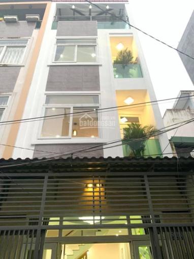 Bán nhà mặt tiền khu K300 - Hoàng Hoa Thám, P. 12, Tân Bình, 4x23m, 6 tầng, HĐT 480tr/ năm, 15 tỷ ảnh 0