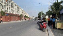 Mở bán 74 căn nhà phố liền kề mặt tiền đường Nguyễn Thị Khắp - TP Dĩ An - có hỗ trợ 70% ảnh 0