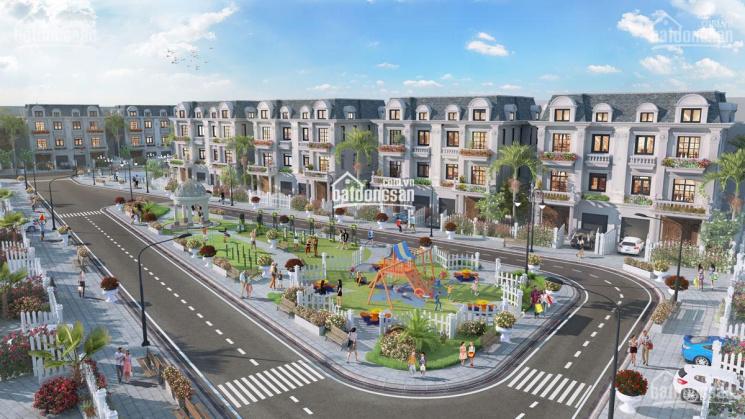 Shophouse vị trí siêu đắc địa trung tâm khu kinh tế cửa khẩu Móng Cái, sổ hồng VV. LH: 0837435333 ảnh 0
