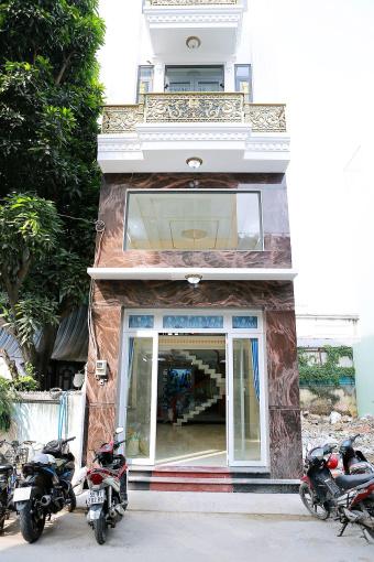 Bán nhà đường Lê Văn Quới - P. Bình Hưng Hòa A - Quận Bình Tân. DT 4m x17.2m đúc 4,5 tấm giá 7,3 tỷ ảnh 0