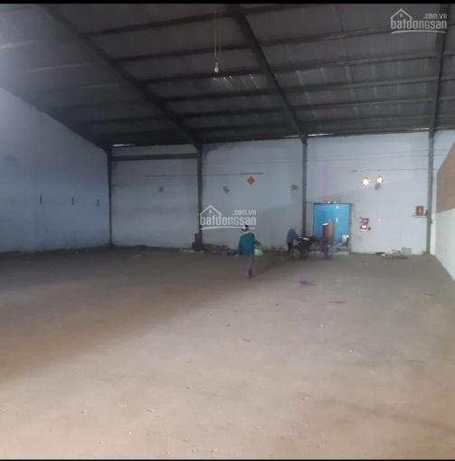 Nhà kho, xưởng SX 700m2 đường xe công 40f, KCN Tân Bình ảnh 0