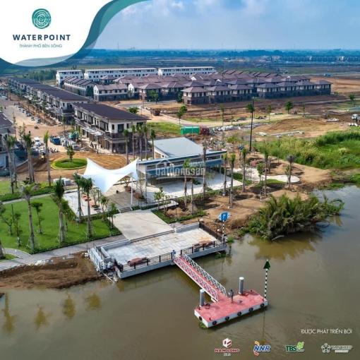 Cần bán nhà phố vườn dự án Waterpoint của Nam Long, TT Bến Lức, Long An ảnh 0