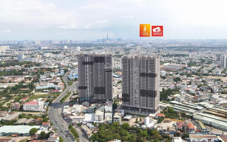 Căn hộ Opal Boulevard 2PN 74m2 - block A2 view LandMark 81, giá CĐT chỉ 2,464 tỷ ảnh 0