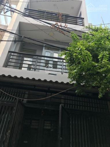 Nhà 433/22 Mã Lò 4x17m, 2 lầu 4PN 3WC. Nhà mới hẻm 8m ảnh 0