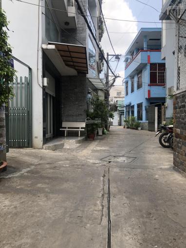 Bán nhà HXH khu Phan Xích Long Phú Nhuận, Ngang Trên 4m nở hậu, CN 99m2, chỉ 100tr/m2 ảnh 0