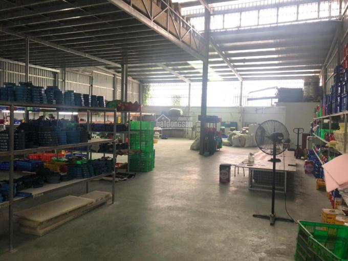 Cho thuê nhà xưởng mặt tiền đường Vườn Lài nối dài! Kho xưởng được xây dựng kiên cố ảnh 0