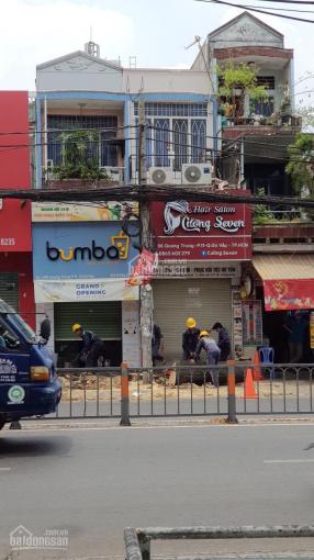 Cho thuê nhà nguyên căn MT Quang Trung, P11, Gò Vấp  3x13 trệt 2 lầu, 18 triệu/tháng, LH 0911115924 ảnh 0