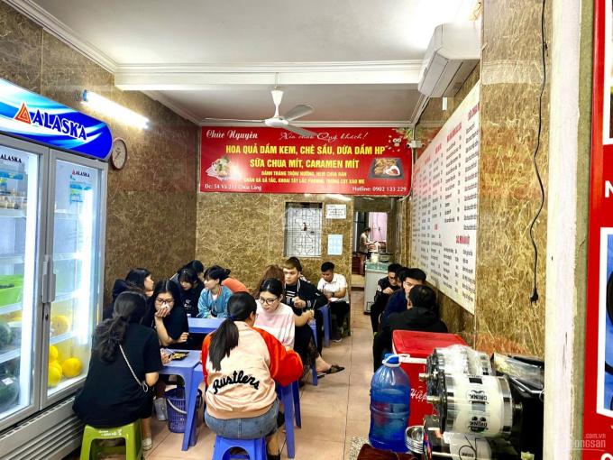 Bán nhà mặt phố Chùa Láng kinh doanh sầm uất, lô góc 85m2x 16,5tỷ, xung quanh là trường ĐH, BV, chợ ảnh 0