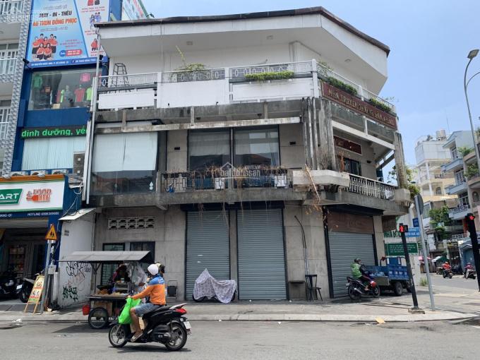 Cho thuê góc 2MT Cô Bắc - Nguyễn Khắc Nhu Q1 cạnh trường ĐH Văn Lang, tập trung SV, VP ảnh 0