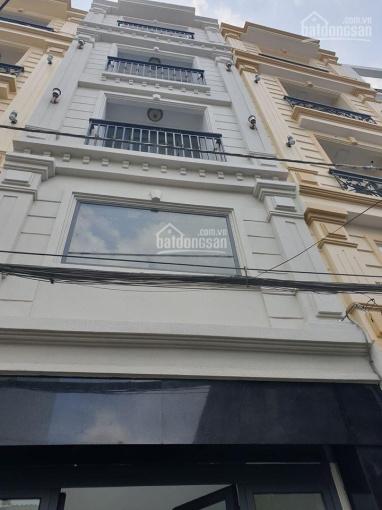 Cho thuê nhà nguyên căn 6x14m mặt tiền đường Võ Văn Kiệt Q1 giá 100tr/th ảnh 0