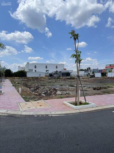 Đất nền Dĩ An giá rẻ 75m2 ở Dĩ An tại đường Châu Thới, Bình An, Bình Dương. SHR ảnh 0