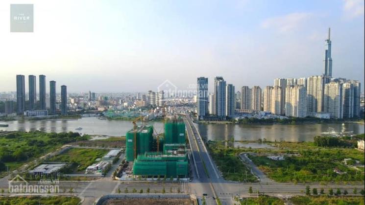 Bán gấp 3PN (126m2) The River Thủ Thiêm - Tầng cao có Thang máy riêng - LH: 0901 257 938 ảnh 0