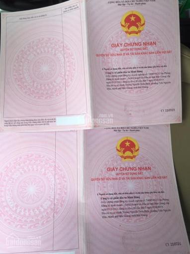 Đầu tư đất nền đã có sổ đỏ tại Bắc Giang, khả năng sinh lời cao và rất an toàn - chỉ từ 830 triệu ảnh 0